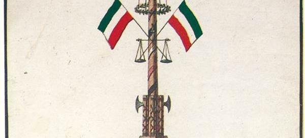 albero della libertà. Italia risorgimentale