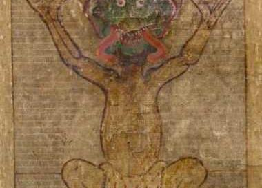 il diavolo nel Codex Gigas