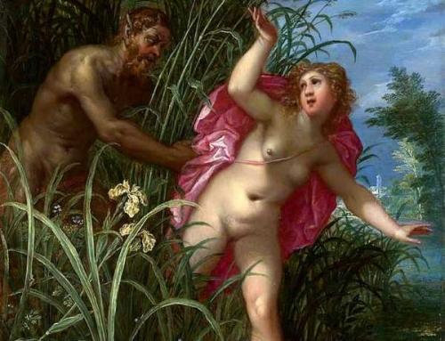 Breve storia onirica tra Aletheia e lui